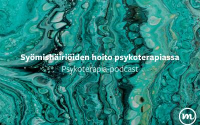 Syömishäiriöiden hoito psykoterapiassa – Podcast haastattelussa Gudrun Kristmannsdottir